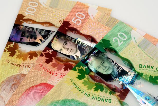 Canadian Money - Calculator