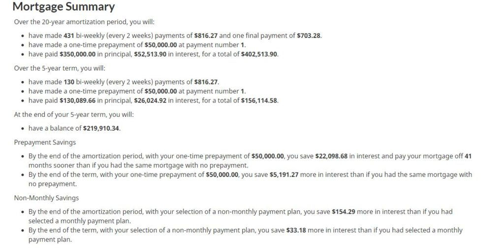 Mortgage Calculator 3