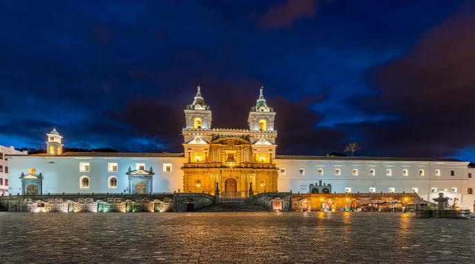 Quito Church 2