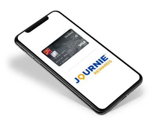 JOURNIE Rewards App