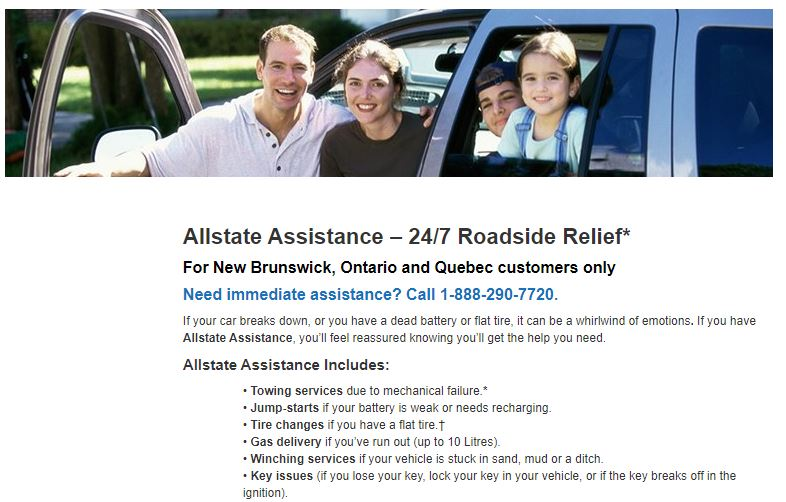 Allstate Roadside Assistance review