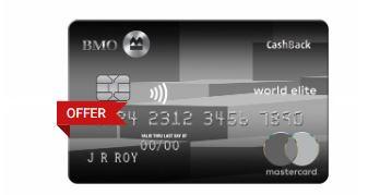 BMO CashBack World Elite Mastercard Roadside Assistance Review