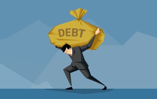 Debt Can Be Very Heavy