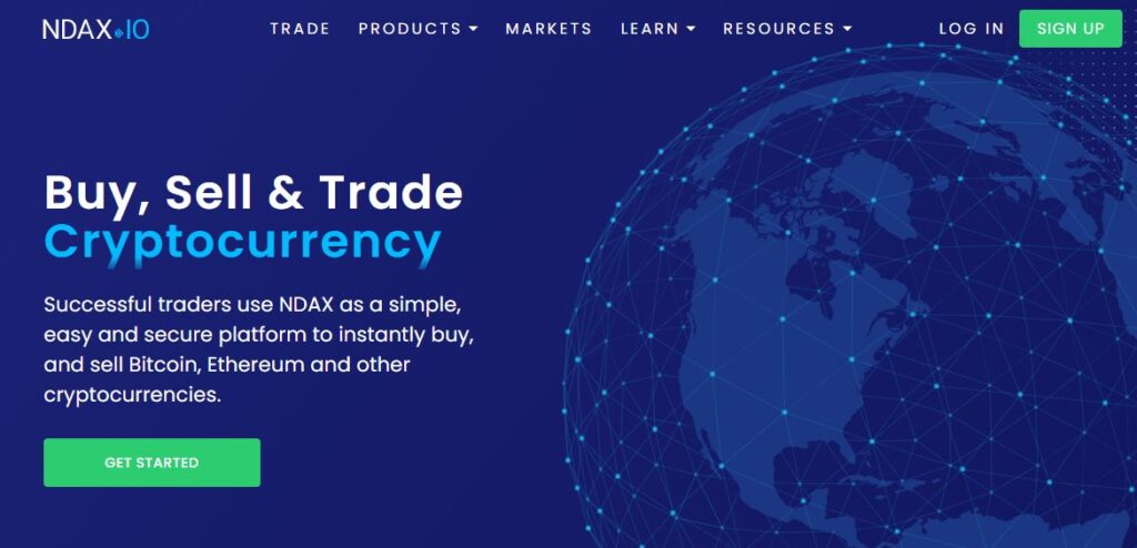 NDAX Crypto Exchange