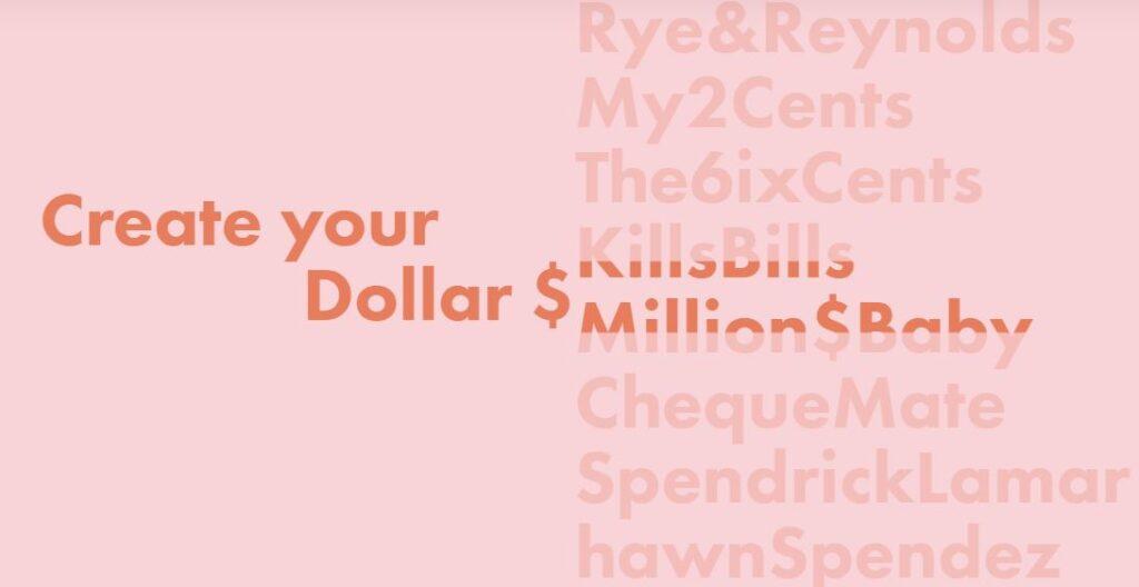 Wealthsimple Cash Dollar Sign