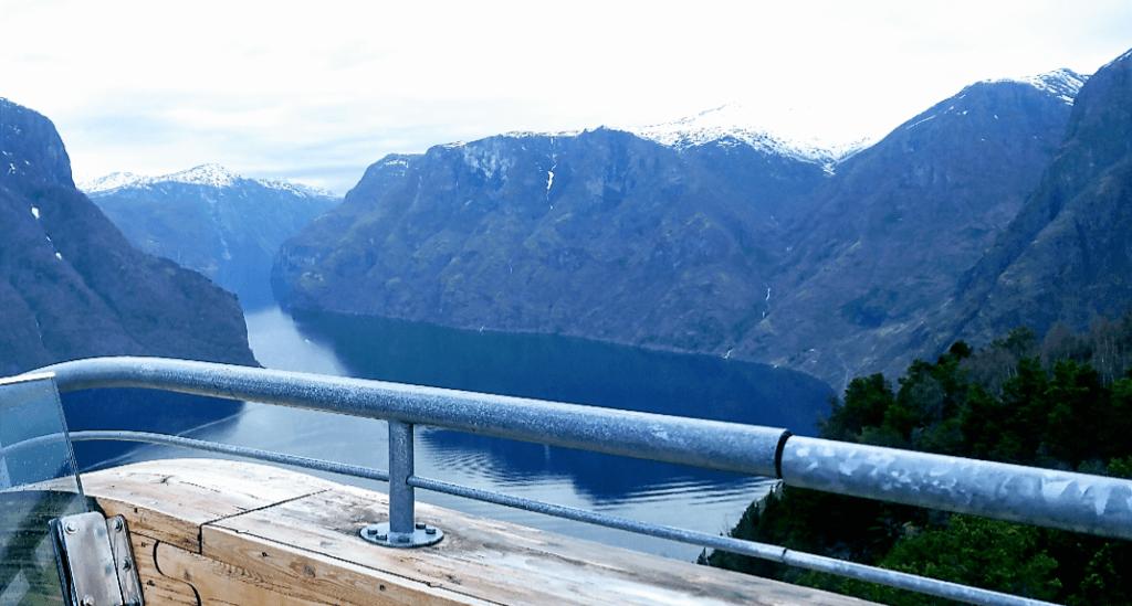 Stegastein Viewpoint, Norway