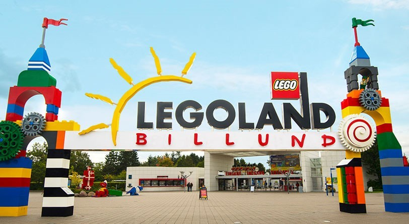 5 days in Denmark. Legoland