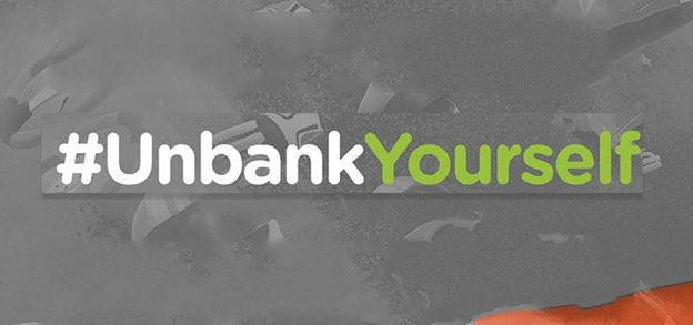 Cryptocurrency portfolio - Unbank Yourself