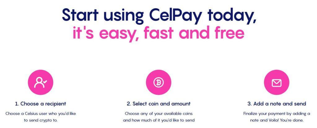 Celsius CelPay